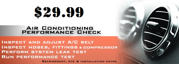 AC Performance Test in Los Alamitos, CA